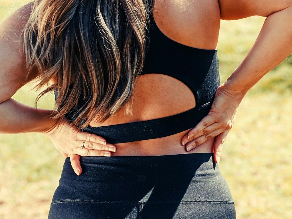 Postpartum back pain | Solutions from MUTU System